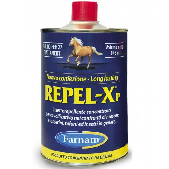 REPEL-Xp 473 ml insettorepellente per cavalli concentrato da diluire