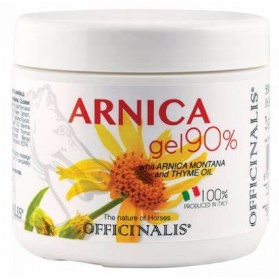 Arnica gel 90% antinfiammatorio 500 ml