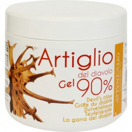 ARTIGLIO DEL DIAVOLO GEL 90% OFFICINALIS 500 ml