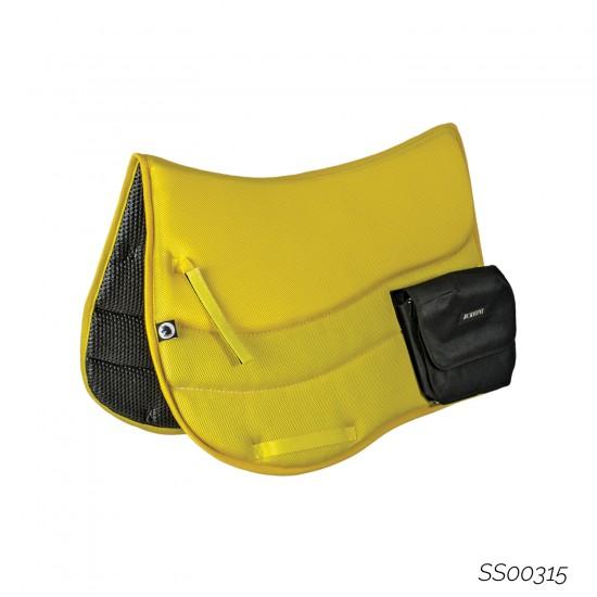 Sottosella Trekking Burioni con tasche impermeabili laterali + sympa traspirante ed ergonomico
